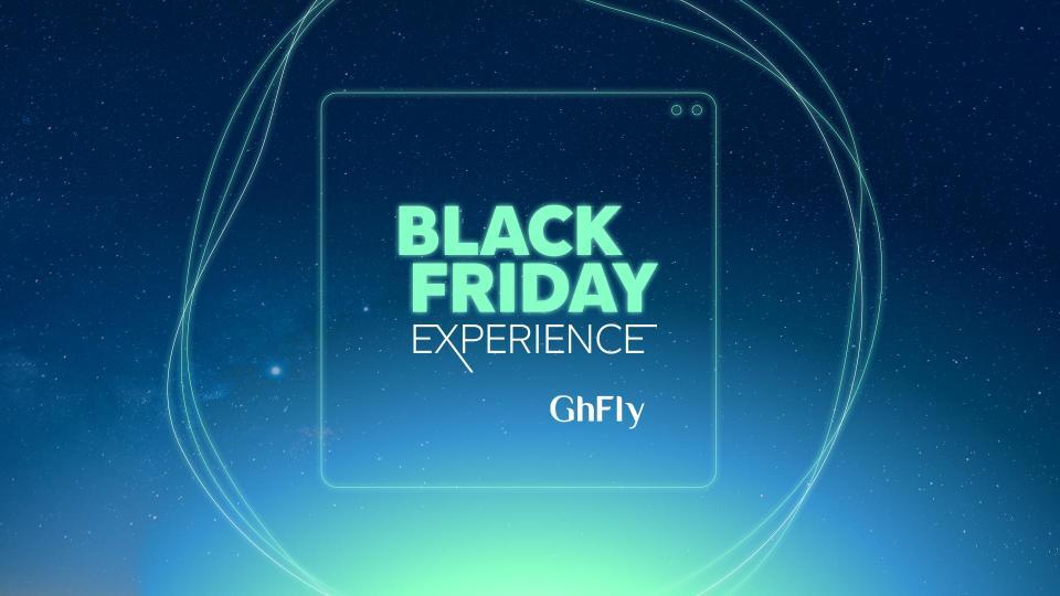 Black Friday 2021: Prepare-se para a maior Black Friday da história.
